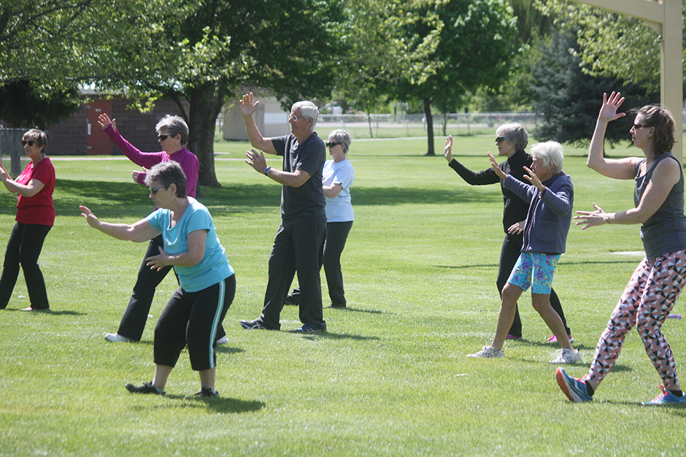 Outdoor recreation classes planned