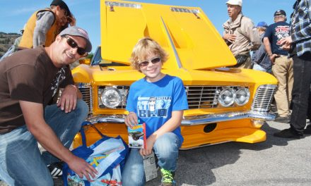 Annual Rumble in the Valley Car Club Challenge a big hit
