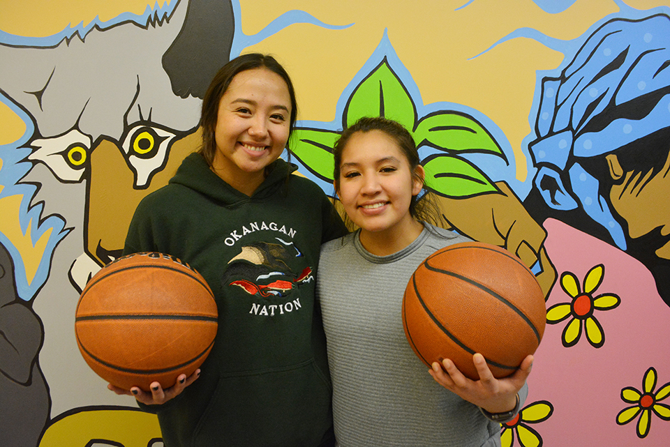 Indigenous women role models for local youth