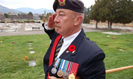 Horrors of war causes stress disorder for Oliver veteran