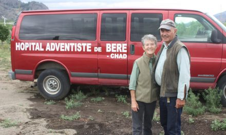 Oliver couple 'miracle' workers in Africa