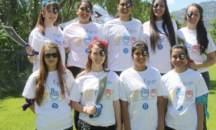 Group of local teenagers excited to support 2014 Osoyoos Relay for Life