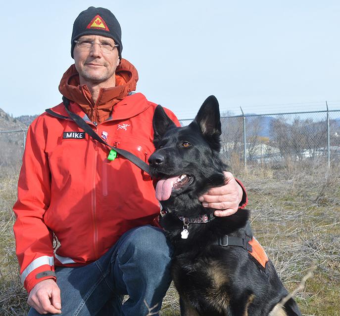 Kaya ready to be top dog in SAR field