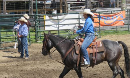 Young Oliver woman crowned BC's Rodeo Queen