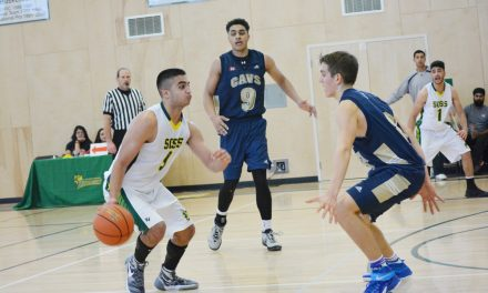 Hornets battling to win 55th annual tournament