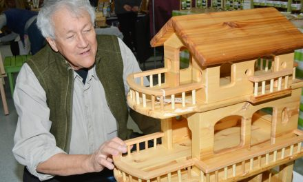 Craft fair features wide variety of wonders