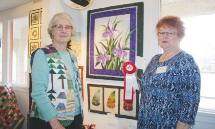 Only U.S. member of Osoyoos Quilters wins best in show
