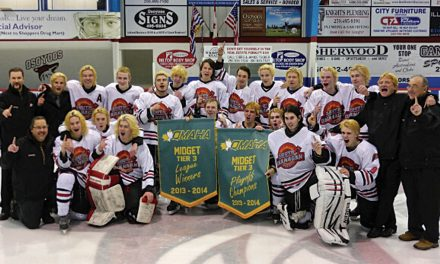 Local midget and peewee rep teams are confident heading to provincial tourneys