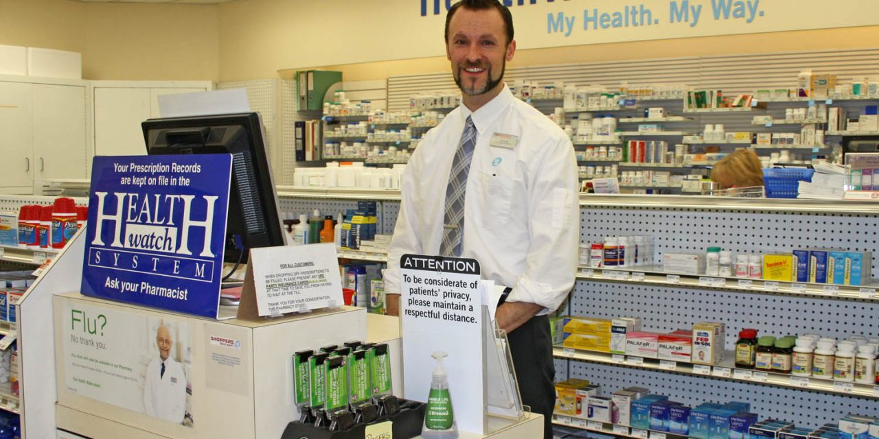 Respected pharmacist in Osoyoos terminated without cause