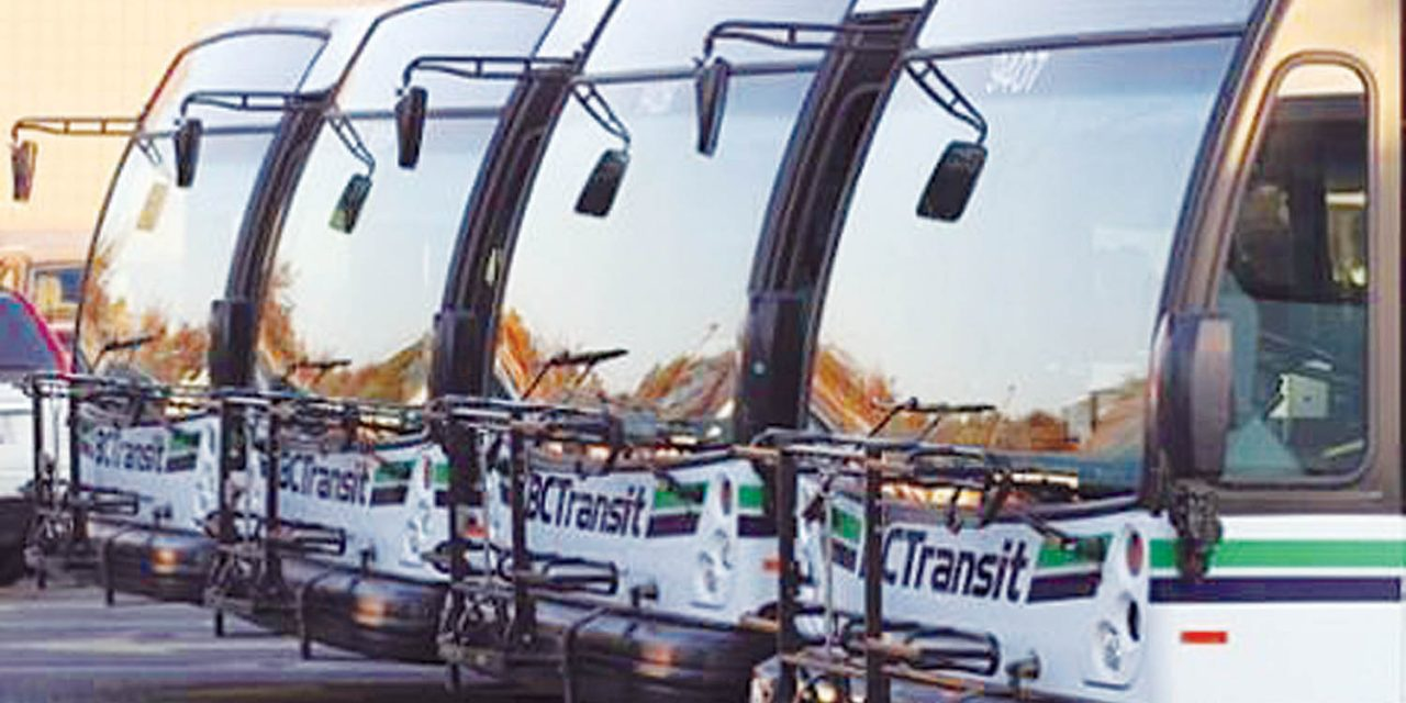 Free transit on election day for South Okanagan