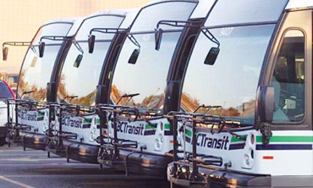 BC Transit mandates masks starting August 24