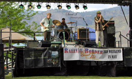 Osoyoos music fans invited to attend second Rally at the Border Blues Fest