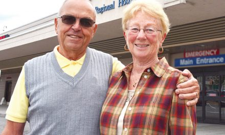 Osoyoos couple generous with donation to PRH's medical foundation campaign
