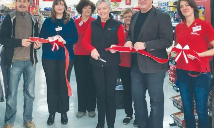 New Fields department store holds grand opening
