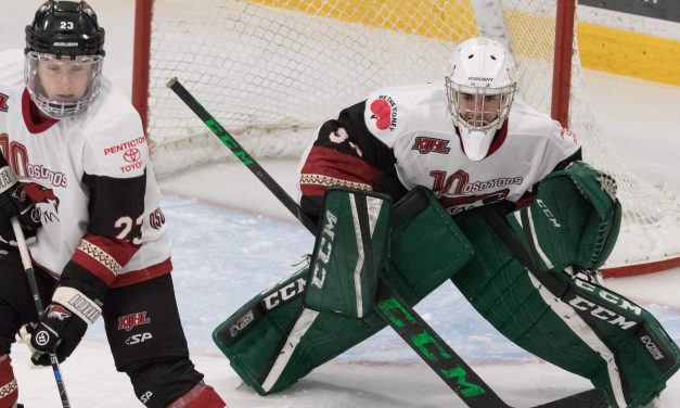 Coyotes goaltender reflects on final KIJHL season