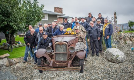 Retired Osoyoos firefighters host first reunion