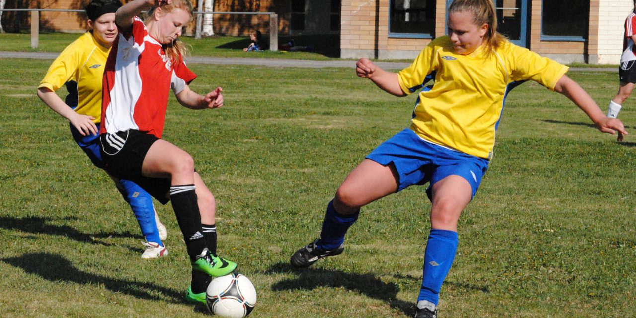 Registration is still being accepted in all age divisions for local minor soccer season