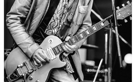 Acclaimed Canadian blues guitar legend bringing his immense musical talent to Osoyoos on Nov. 1