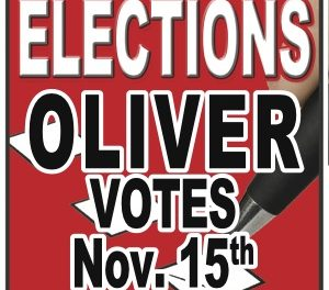 Town of Oliver Council Candidates want to make a difference in Oliver