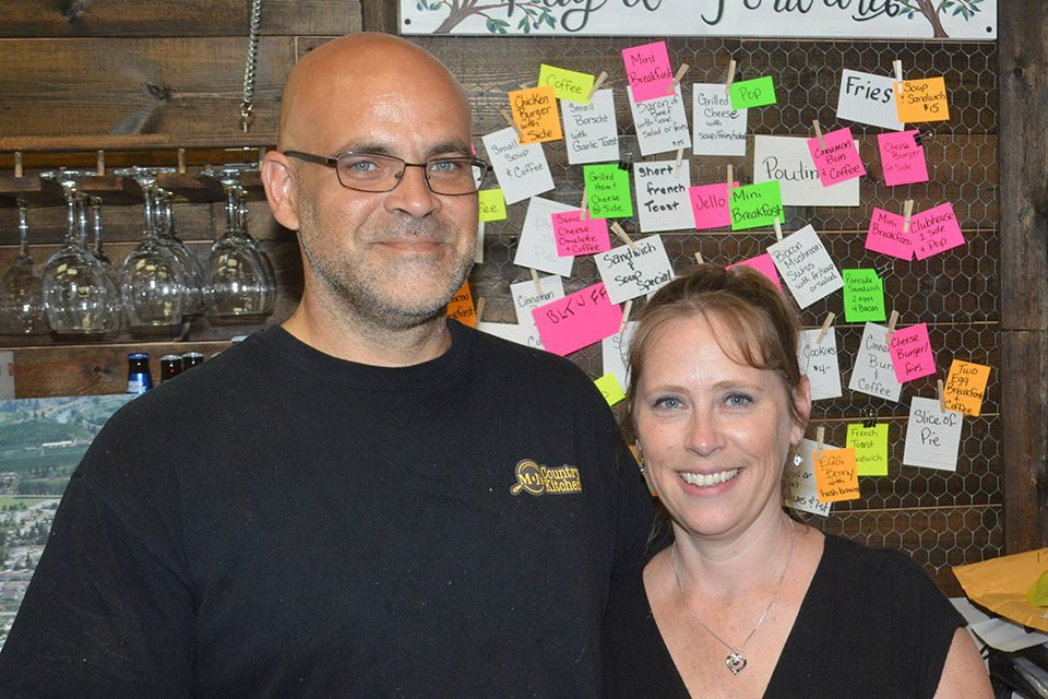 'Pay it Forward' meal program comes from the heart at M&J's