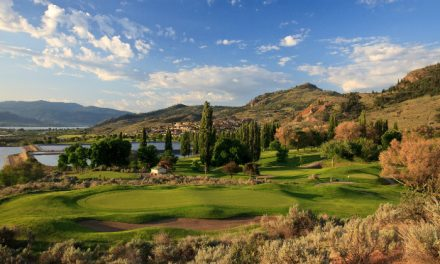 Golfers arrive in Osoyoos for Canadian Women's Mid-Amateur and Senior Championship