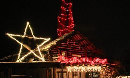 A bunkhouse Christmas