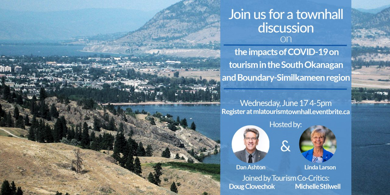 EVENT: Townhall on COVID-19 tourism industry impact