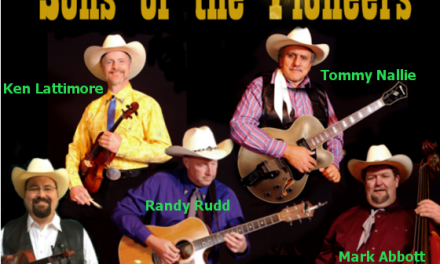 Legendary country crooners Sons of the Pioneers performing in Oliver on Saturday night