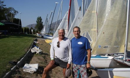 Sailing Club excited about event that will get them into Guinness World Book of Records