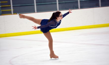 Figure skaters win silver and bronze