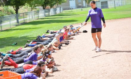 Softball camp attracts top level coaches for girls