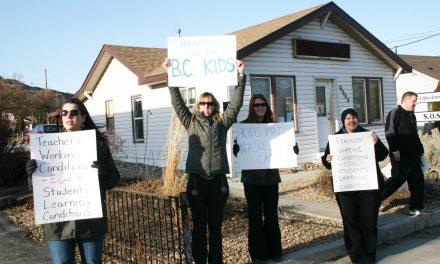 BC Teachers support strike action