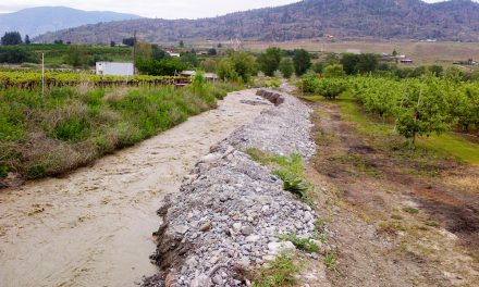 Oliver areas monitored for flood risk