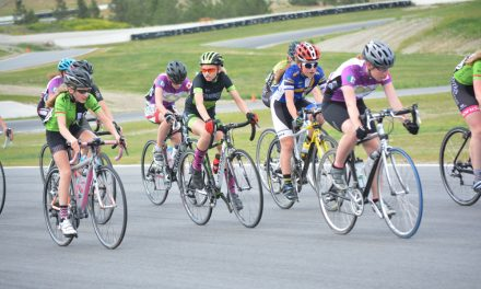 Youth get their own cycling event in Hayman Classic