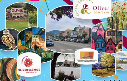 Art extravaganza coming to Oliver