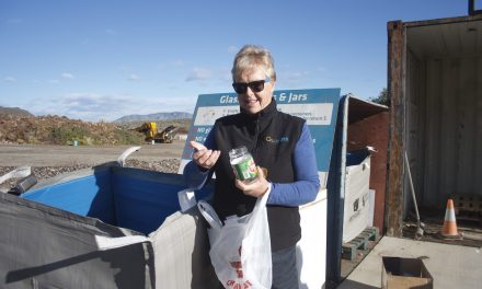 Tips for recycling at the Osoyoos Landfill