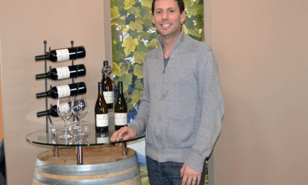 Tinhorn Creek's new sales and marketing manager returns home after years working around the world