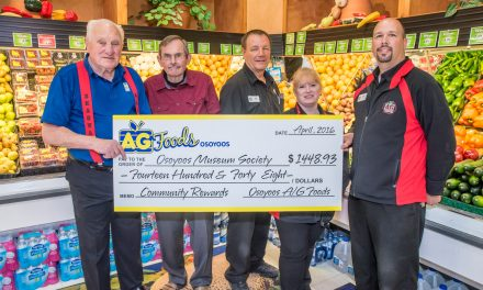 AG Foods contributes to museum