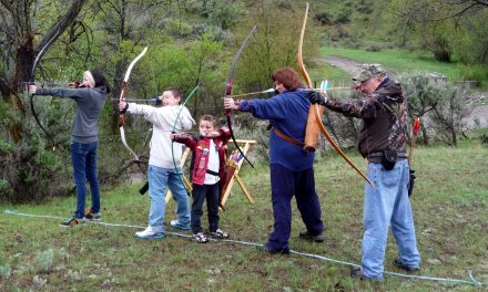 Osoyoos archery school will continue to use town land on Strawberry Creek Road for next three years