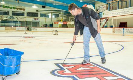 Sun Bowl Arena back in operation after regular summer maintenance completed