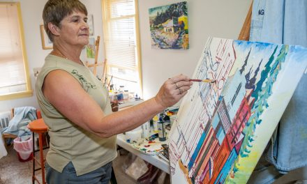 New exhibition features work of Artists on Main