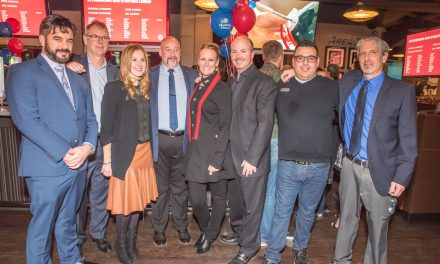 Boston Pizza opens for business at Watermark location