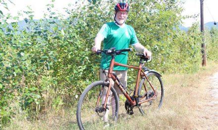 MP hears all on bike tour