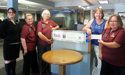 Lioness Club donates $500 to Chloe trust fund