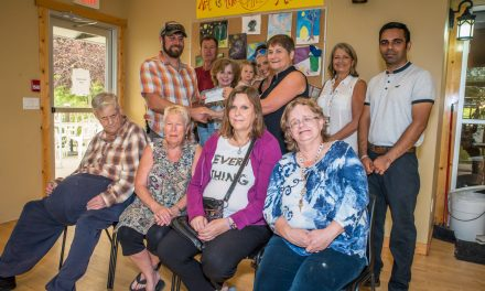 Art therapy program at Country Squire gets boost from local artists