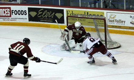 COYOTES CONTINUE TO STUMBLE AS THEY LOSE 4-2 TO VISITING FERNIE GHOSTBUSTERS