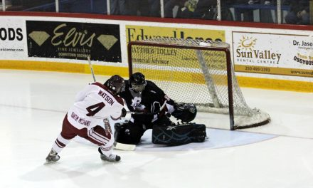 COYOTES FINISH OFF EXHIBITION SEASON BEFORE HEADING INTO REGULAR SEASON THIS WEEKEND