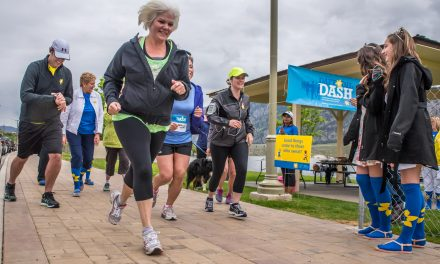 Daffodil Dash falls short of goal – ideas being sought for next year's fundraiser