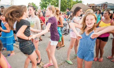 Street dance takes place Friday evening