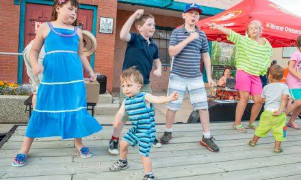 Street Dance has them doing the limbo